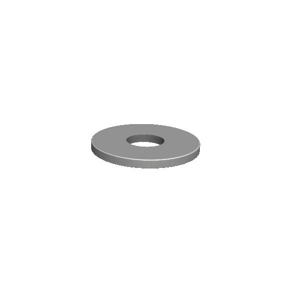 Vlakke Sluitring M5 DIN 9028